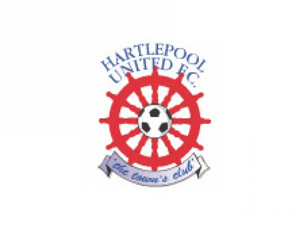 Hartlepool United eye new striker