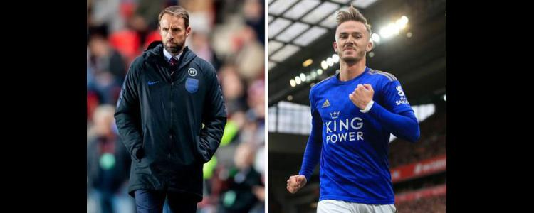 England boss Gareth Southgate sends warning to James Maddison after casino pictures emerge