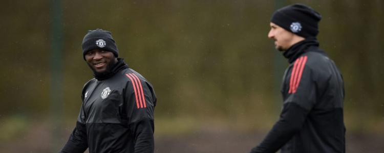 Romelu Lukaku Reveals How Zlatan Ibrahimovic Made a Lasting Impression During Man Utd Training