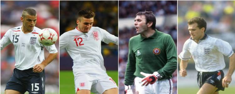 England Reach 1,000 Games - Here Are 29 of the Weirdest Players to Ever Get a Cap