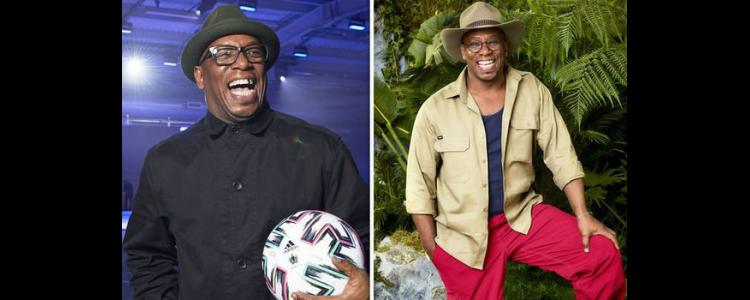 Arsenal fans have theory over why Ian Wright will win I'm a Celebrity Get Me Out of Here