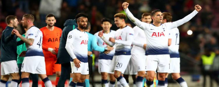 How Tottenham Completed the Most Unlikely of Champions League Group Stage Comebacks