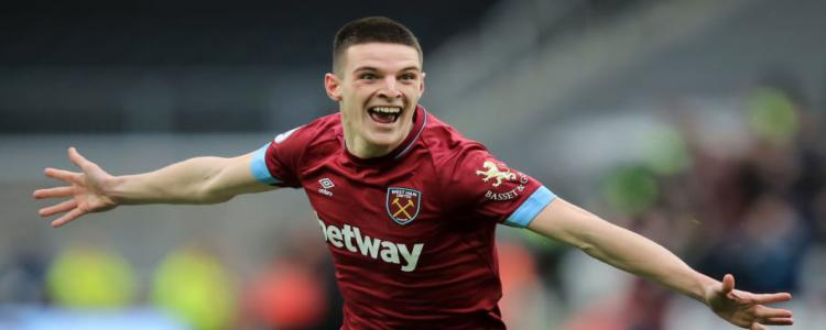 Danny Murphy Insists Manchester United Should Be Keeping Tabs on Declan Rice & Harry Winks