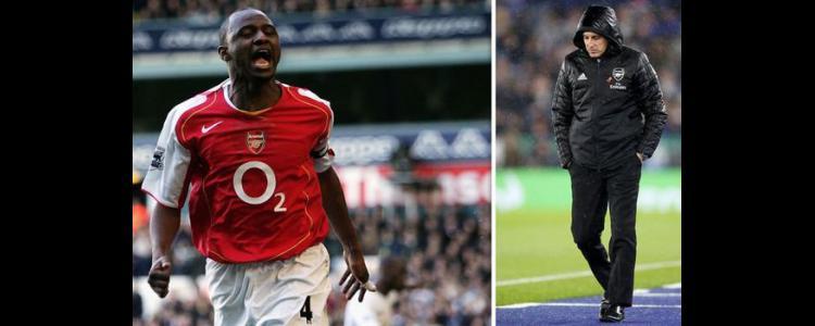 Patrick Vieira sends Arsenal fans strong warning over Unai Emery sack demands