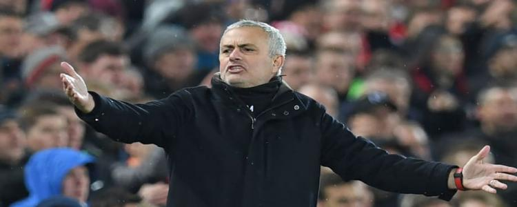 José Mourinho Hits Out at Lack of Financial Backing at Man Utd & Rules Spurs Out of Title Race