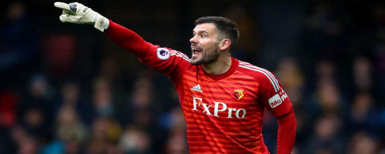 Heurelho Gomes Hails Watford Shot Stopper Ben Foster as the 'Best English Goalkeeper'