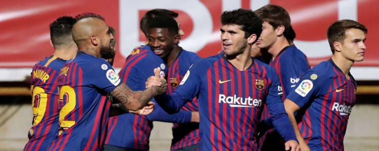 Clement Lenglet Insists There Is No Problem With Barça Teammate Despite Rumours of Liverpool Move