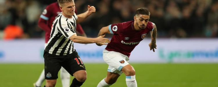 West Ham United's Manuel Lanzini Deemed Too Expensive to Return to River Plate