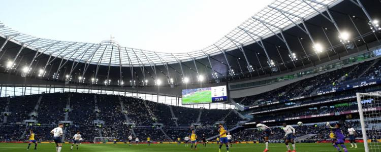 Twitter Reacts as Tottenham Officially Unveil Highly Anticipated New Stadium in Test Match