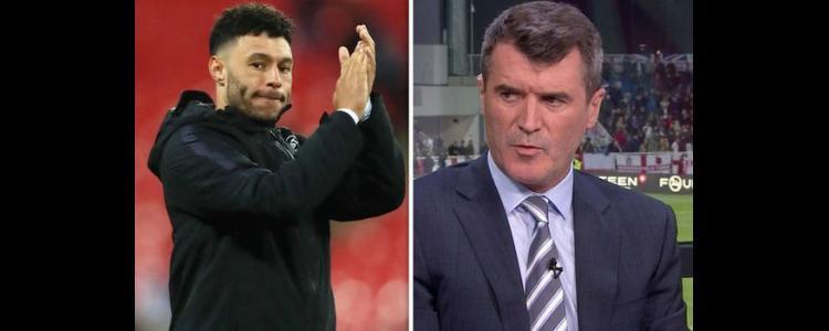 Roy Keane sends demand to Liverpool boss Jurgen Klopp over Alex Oxlade-Chamberlain