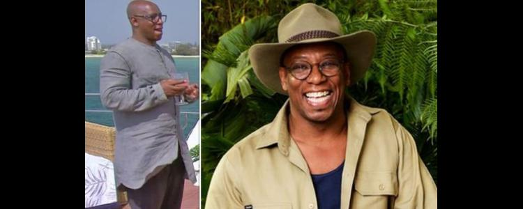 I'm A Celebrity fans ask 'what is Ian Wright wearing?' as Arsenal hero puzzles viewers