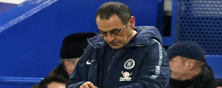 Harrowing Statistic Highlights Ineffectiveness of 'Sarri-Ball' Following Chelsea's FA Cup Exit