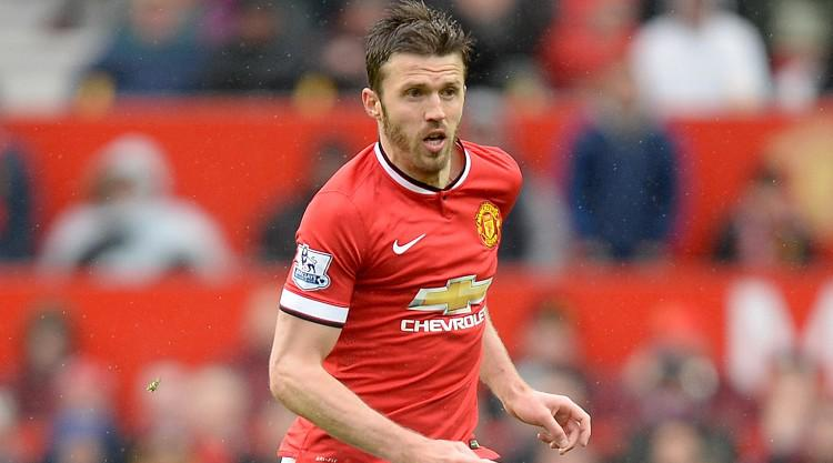 Carrick relaxed over competition