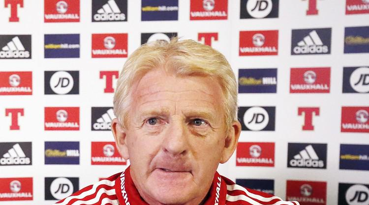 Scotland manager Gordon Strachan downbeat for dead rubber with Gibraltar