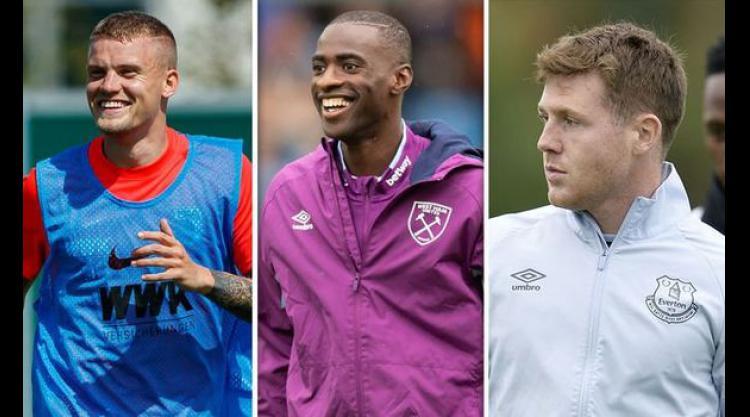 Transfer zone: Liverpool eye £18m deal, West Ham agree fee, Crystal Palace up Everton bid