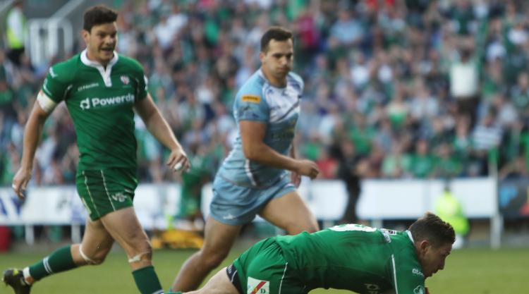 Nick Kennedy: London Irish back where they belong after promotion to Premiership