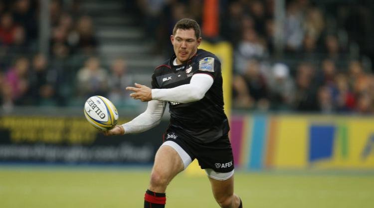 Alex Goode proud as he prepares to realise grandfather's Barbarians dream