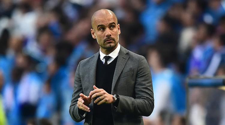 Pep talk dominates Champions League