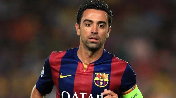 Xavi hopes Luis Enrique stays on