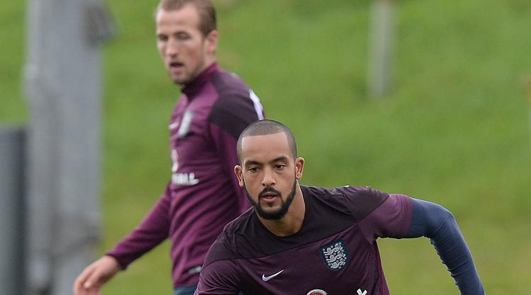 Theo Walcott after central striker role for England