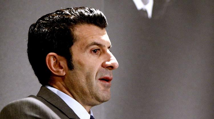 Figo: Football loses with Sepp win
