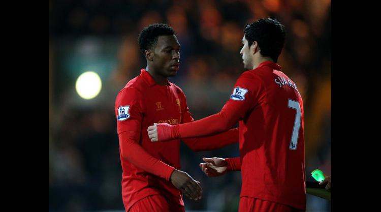 sturridge and suarez relationship help