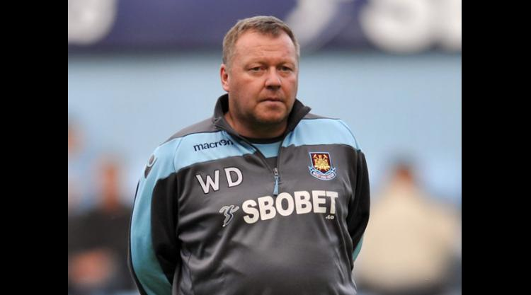 Wally Downes Wife Wally Downes Leaves West Ham