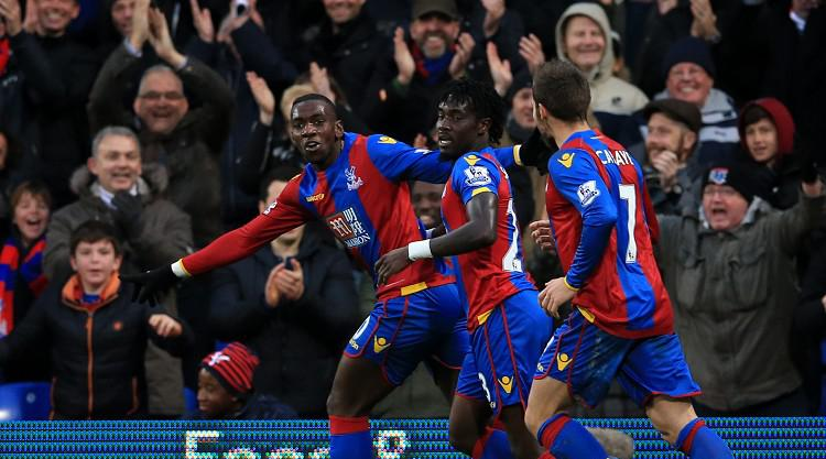 Yannick Bolasie hails Crystal Palace boss Alan Pardew for improved goal tally
