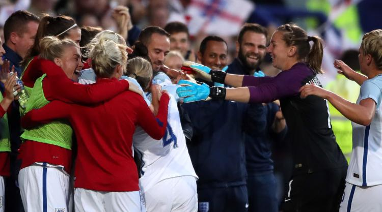 Sampson's girls make their mark with big World Cup qualifying win over Russia