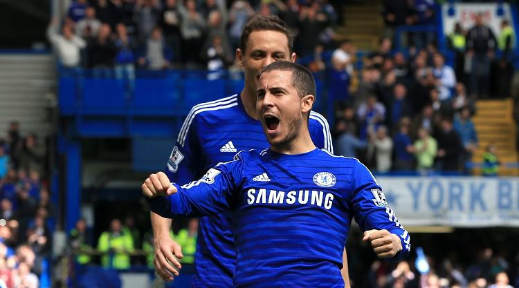 Chelsea are champions