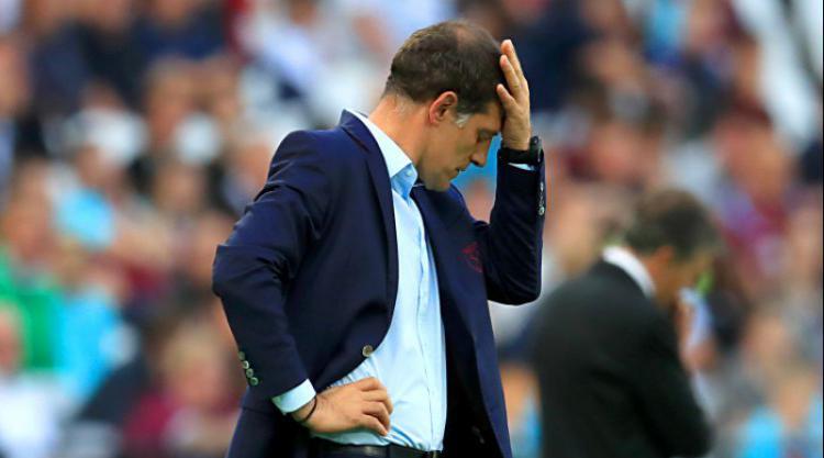 Slaven Bilic admits West Ham are hurting as Mark Noble calls slump 'laughable'