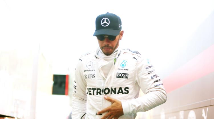 Lewis Hamilton vows to 'keep head down' as he bids for fourth world championship