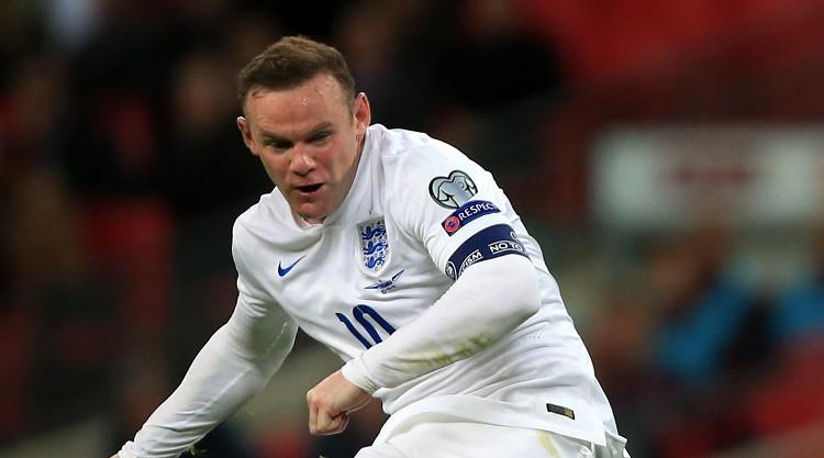 Wayne Rooney set to miss England qualifier against Estonia