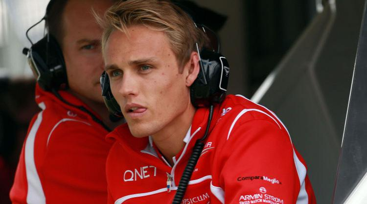 Max Chilton joins up with Carlin Motorsport for next season's IndyCar Series