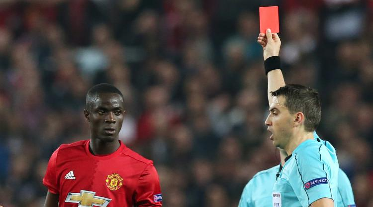 Eric Bailly given three-match UEFA ban