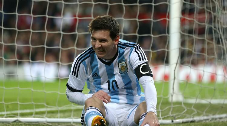 Messi doubtful for Celta Vigo clash