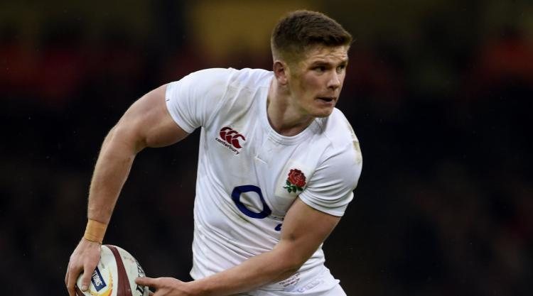 Owen Farrell: I'll never feel comfortable in the England squad