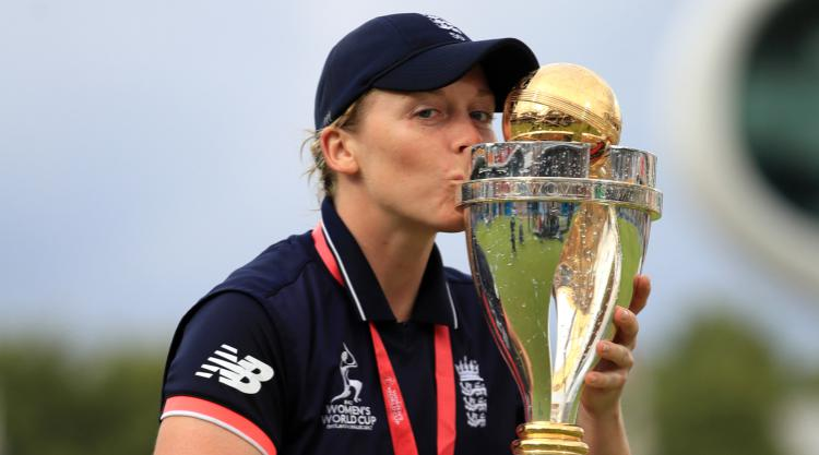 Shrubsole in dreamland after inspiring England to Women's World Cup glory