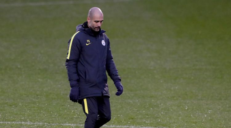 Pep Guardiola pumped up for Champions League return