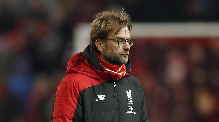 Jurgen Klopp urges patience as Liverpool seek to challenge for top prizes
