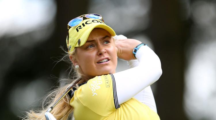 England's Charley Hull thrilled to capture first LPGA Tour title in Florida