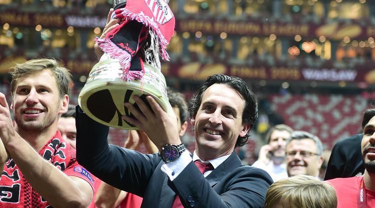 Emery happy at Sevilla