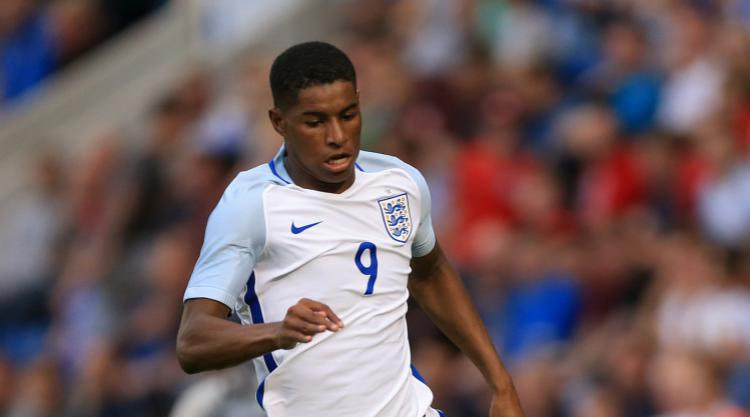 Marcus Rashford open to dropping back to Under-21 level if required this summer
