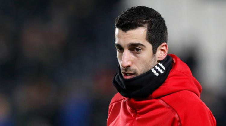 Mourinho expects United duo Mkhitaryan and Carrick to miss EFL Cup final