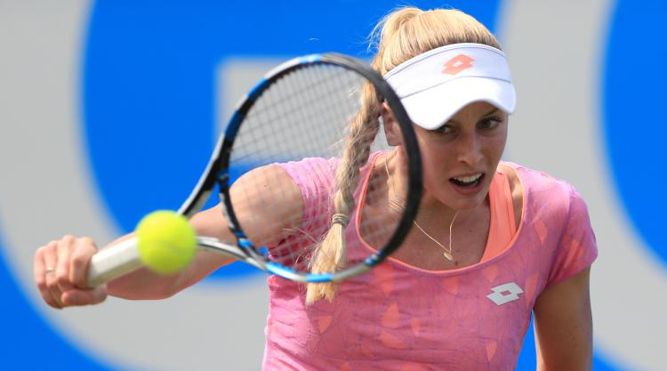 Naomi Broady beaten in opening round in Austria