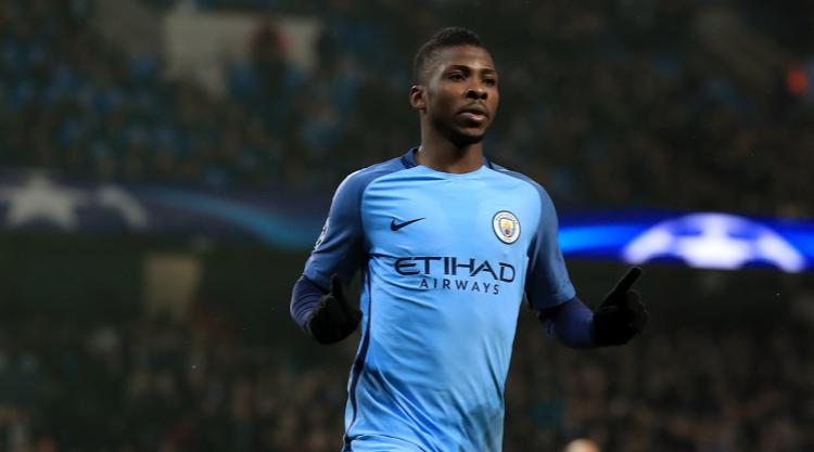 Iheanacho ready to prove himself able deputy for banned Aguero