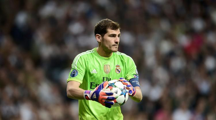 Casillas has Porto offer - agent