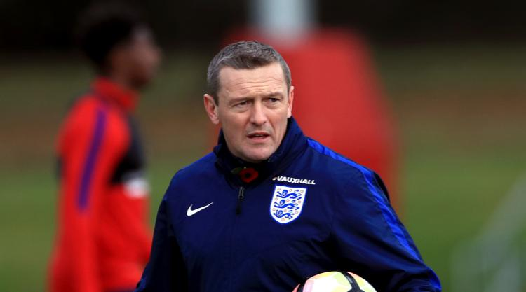 Ward-Prowse and Redmond among players at England Under-21s training camp