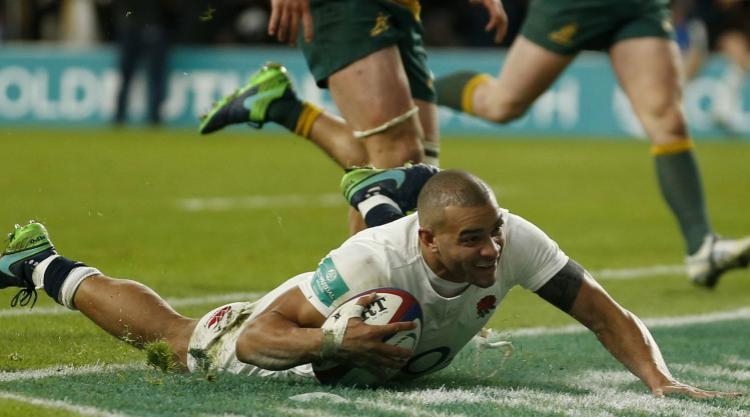 Jonathan Joseph savours 'unbelievable' feeling as England complete perfect year