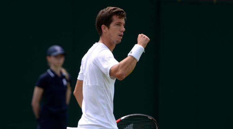 Bedene becomes third British male to reach Miami Open main draw